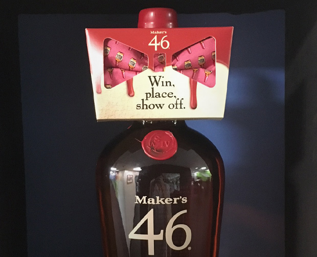 Custom Value Added On Pack - Maker's Mark