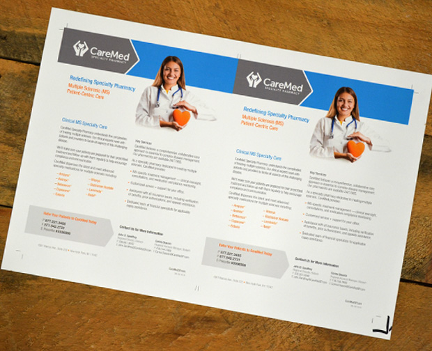 On-Demand Brochure - CareMed