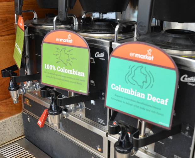 Custom Coffee Signs - EnMarket